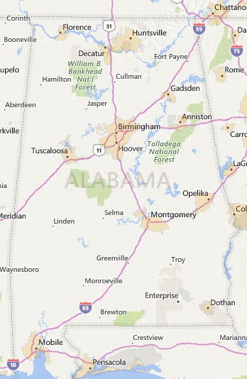 Usda Loan Florida Map.Alabama Usda Loan Information And Application Usdaloans Net