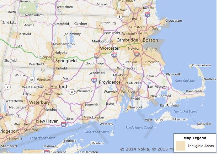 Massachusetts Usda Loan Eligibility Information Application Usda